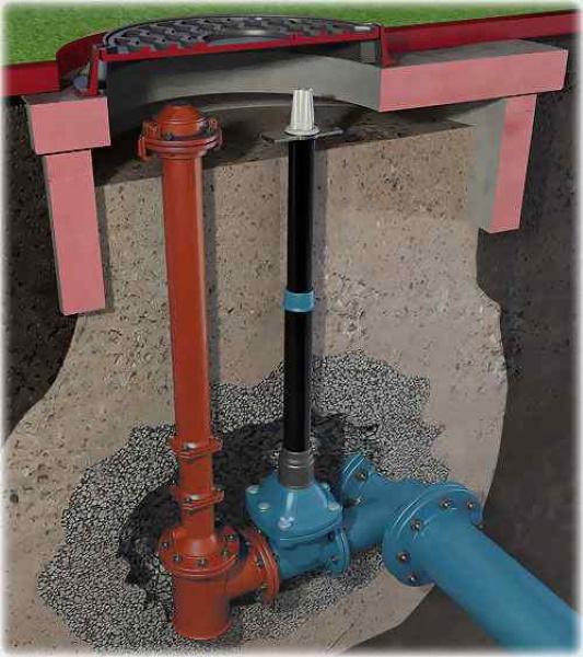 Требуемый расход воды на нужды пожаротушения, как его определить и откуда взять