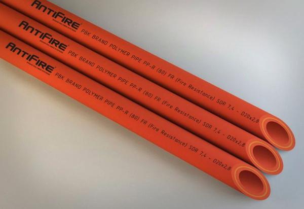Пластиковые трубы для пожаротушения, обзор производителей