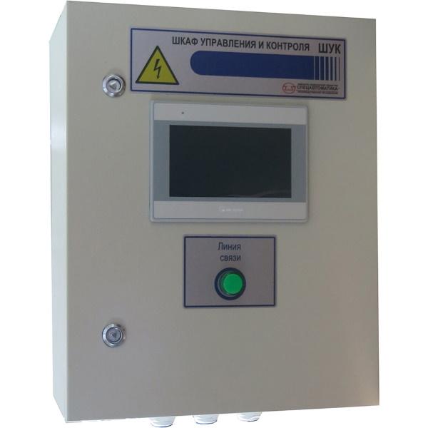 Алгоритм работы автоматической установки водяного пожаротушения, на Спецавтоматике