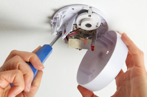 Техническое обслуживание пожарной сигнализации-цена и работы
