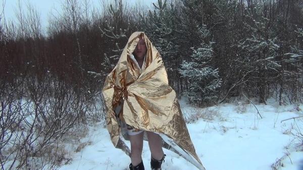 Одеяло спасателя, не стандартное применение