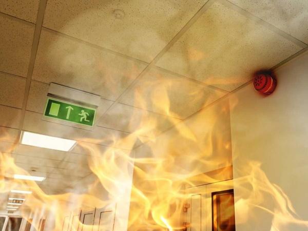Детекторы пламени, пожарные извещатели