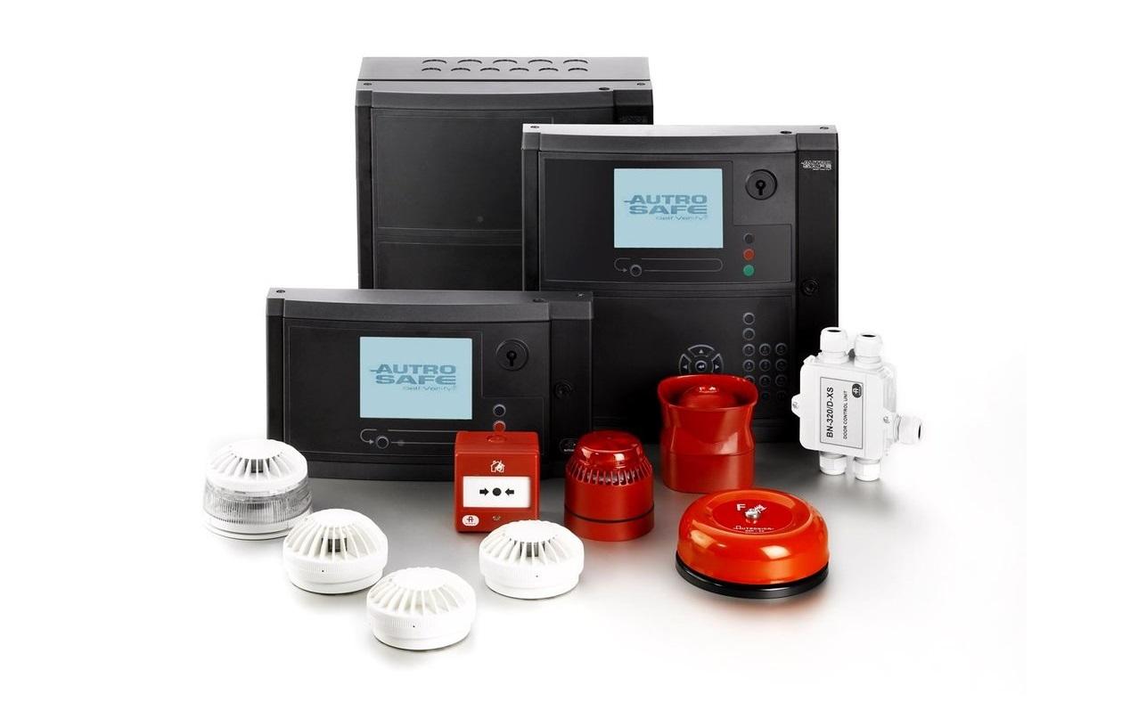 охранно-пожарные детекторы ЕАС