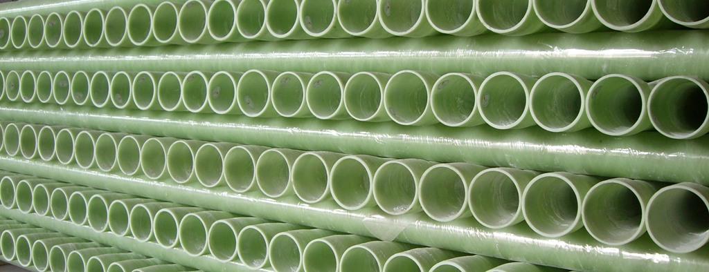 стеклопластиковая труба