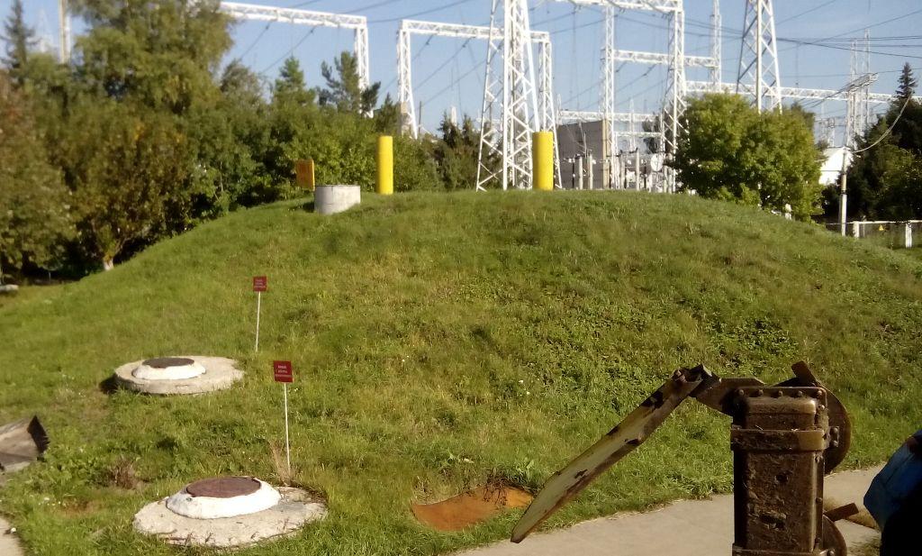 Проект водяного пожаротушения трансформаторной подстанции