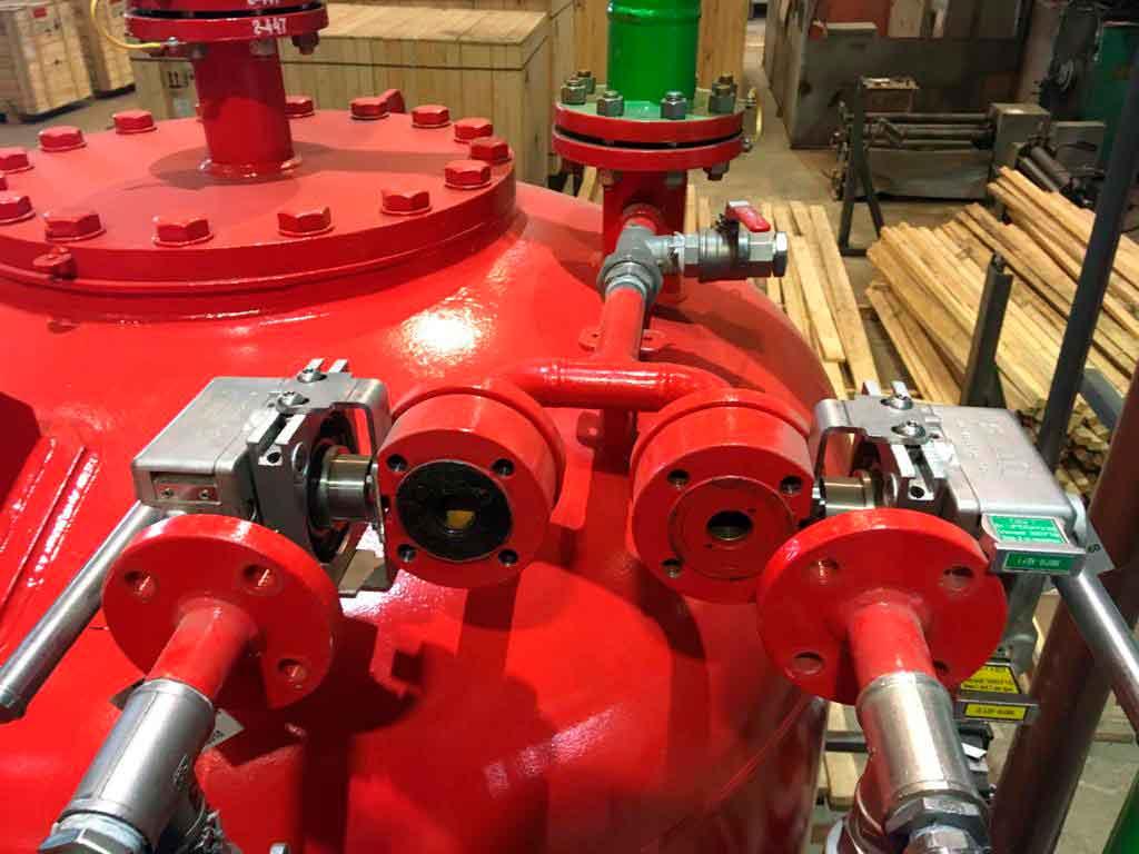 Ключ блокировки СППК, keylock в системе пожаротушения