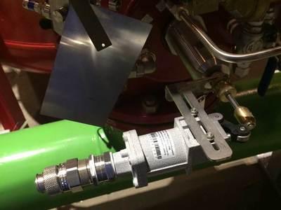 Автоматизация дренчерных клапанов, контроль линии связи