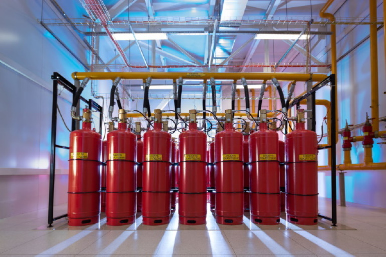 Рейтинг автоматических модулей газового пожаротушения